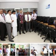 Inauguration of Multimedia Language Training Centre at Rathmalana