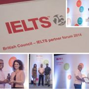Headway SL was honored at IELTS partner forum of the British council
