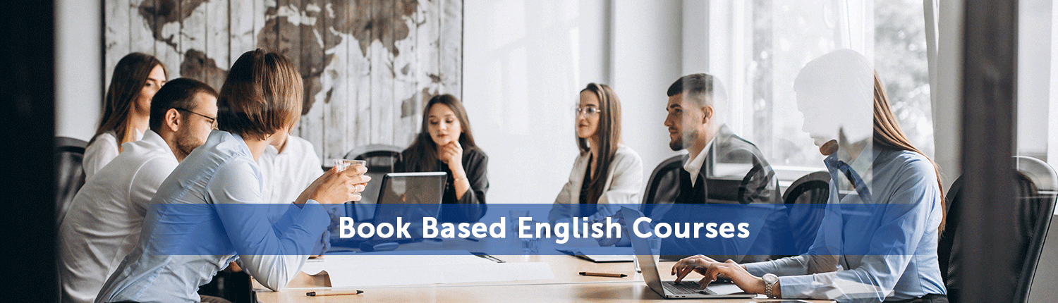 book based english course